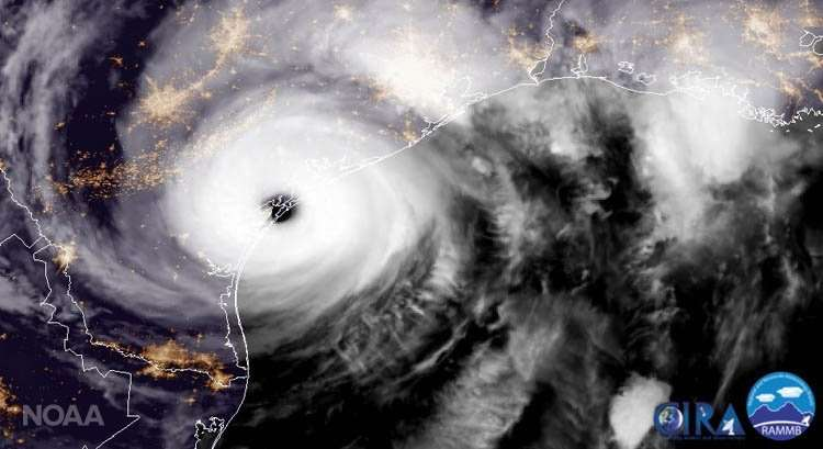 Harvey, Irma,  Maria and Nate retired by the World Meteorological OrganizationApril 12, 2018
