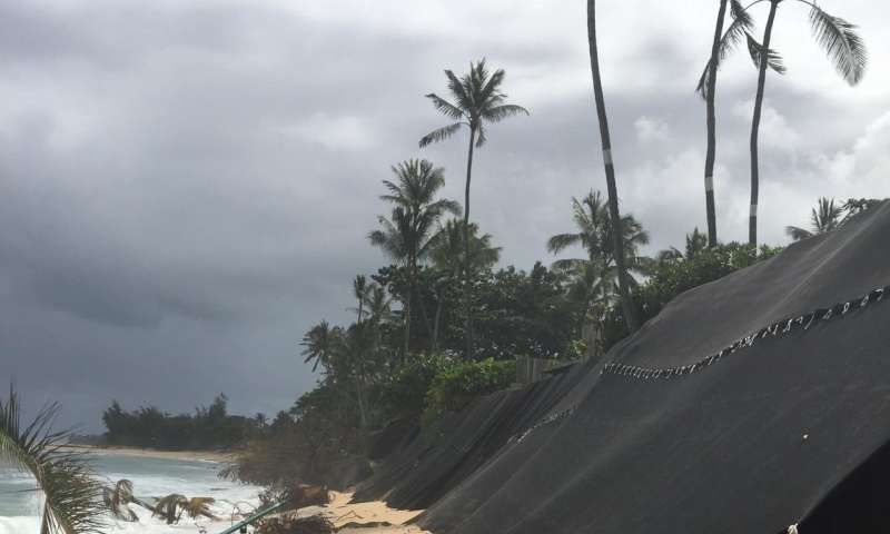Hawai'i land impacted by sea level rise may be double