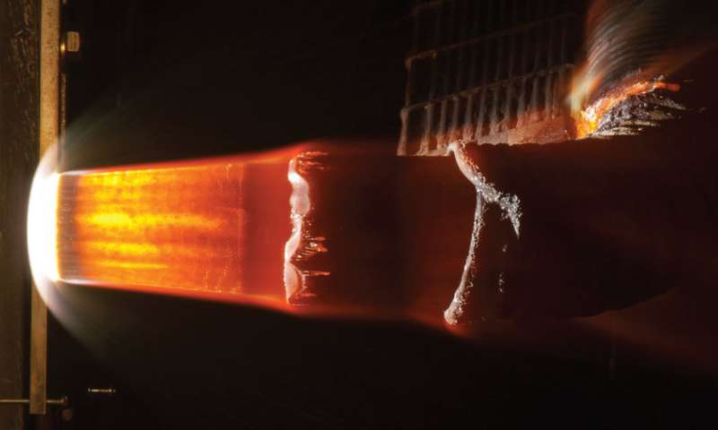 Heatshield for extreme entry environment technology nears maturity