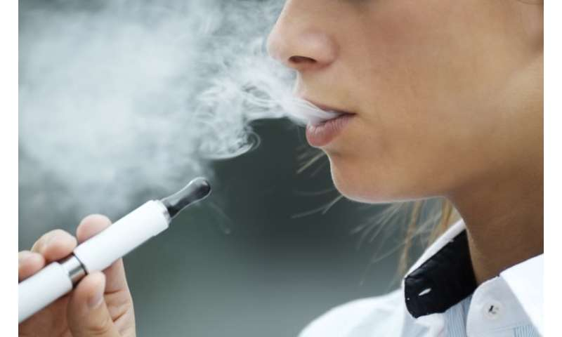 Here's what we know today about the dangers of vaping