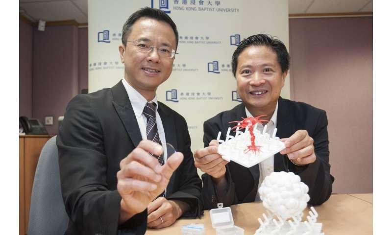 HKBU scholars invent medical device for safe growth of neural stem cells