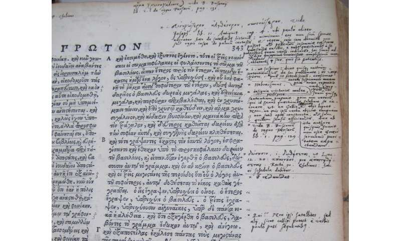 How I tracked down the Frenchman who helped translate the King James Bible (and who didn't speak English)