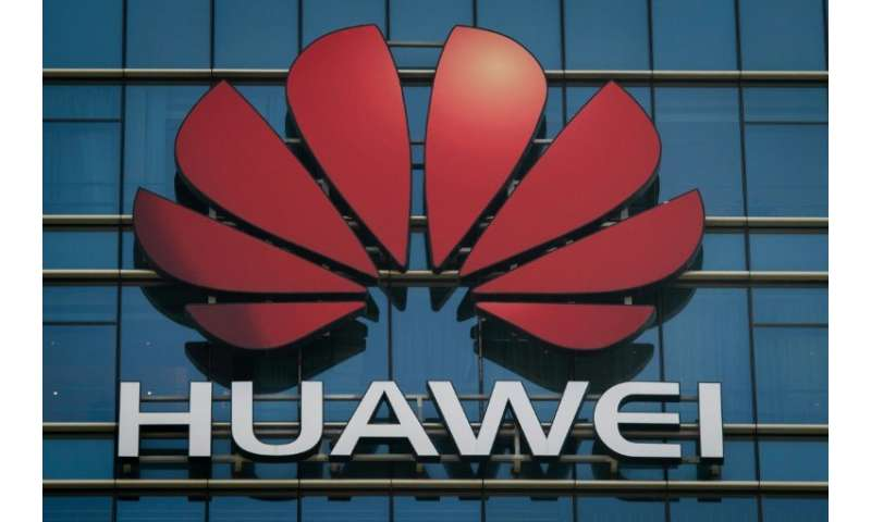 Huawei has been under fire this year, with Washington leading efforts to blacklist the firm internationally