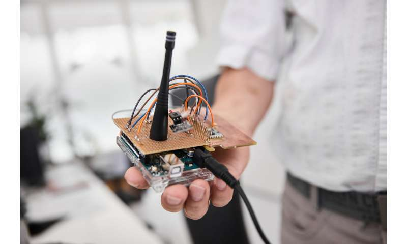 Indoors positioning using wireless network: accurate and affordable option