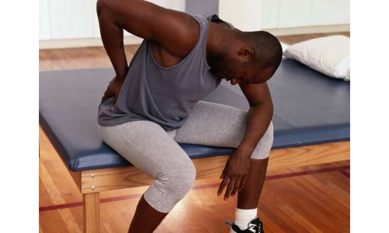 Inflammatory back pain resolves in many patients