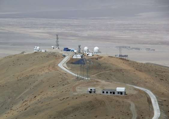 In search of the best telescope location, astronomer heads to high places