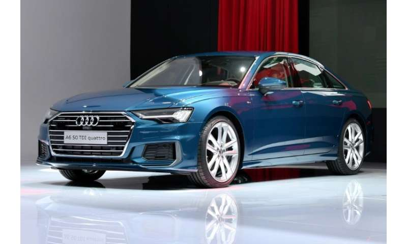 Is Audi's A6 model guilty of cheating on emissions tests?