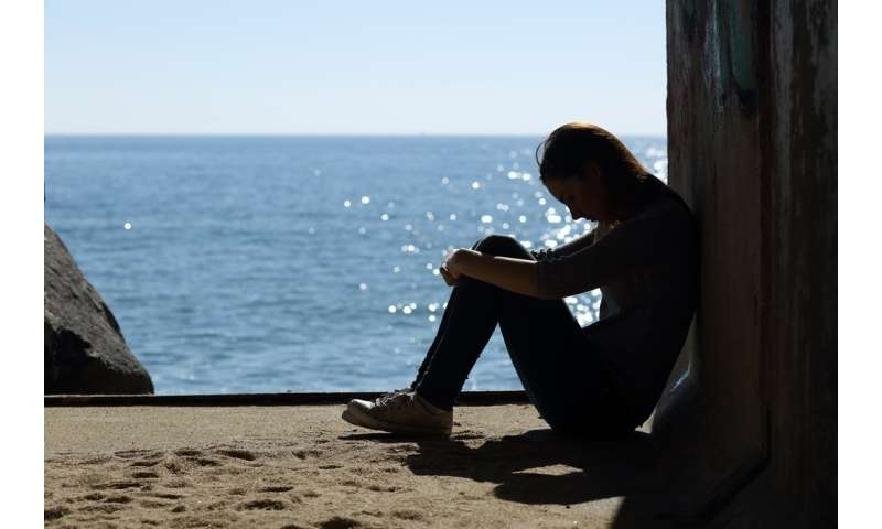 Major depression in adolescents on the rise, says childhood studies researcher