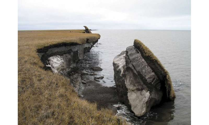 Melting Arctic sends a message—climate change is here in a big way