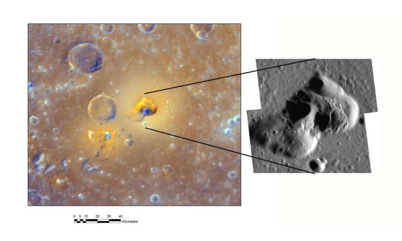 Mysterious red spots on Mercury get names – but what are they?