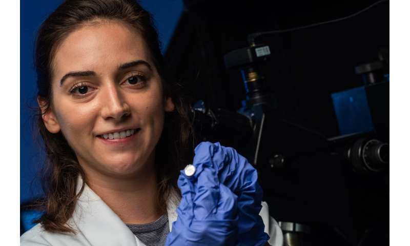 Nanotube 'rebar' makes graphene twice as tough