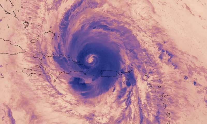 NASA provides new look at Puerto Rico post-Hurricane Maria