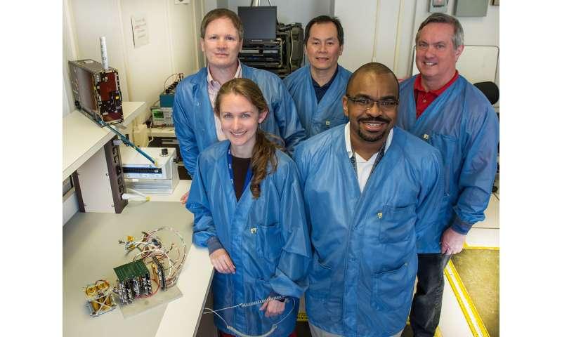 NASA's new Dellingr Spacecraft baselined for pathfinding CubeSat to Van Allen belts