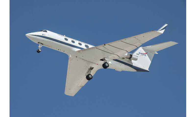 NASA technologies significantly reduce aircraft noise