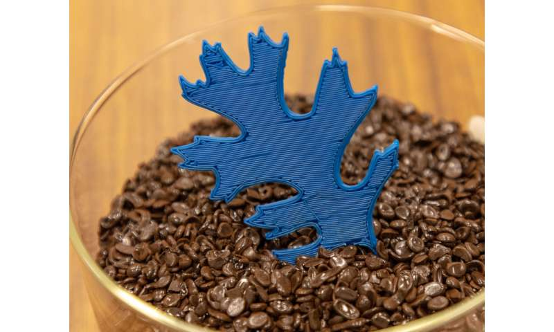 New composite advances lignin as a renewable 3D printing material