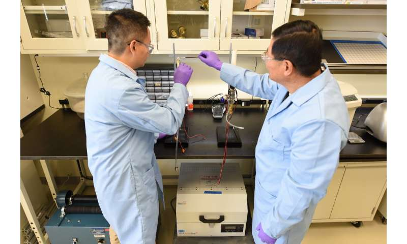 New fuel cell technology runs on solid carbon