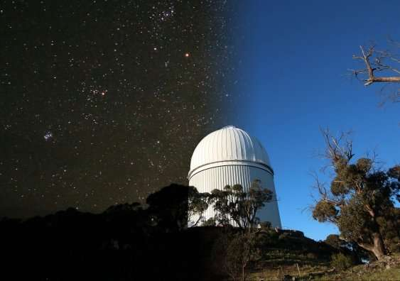 New instrument joins the hunt for Earth-like planets