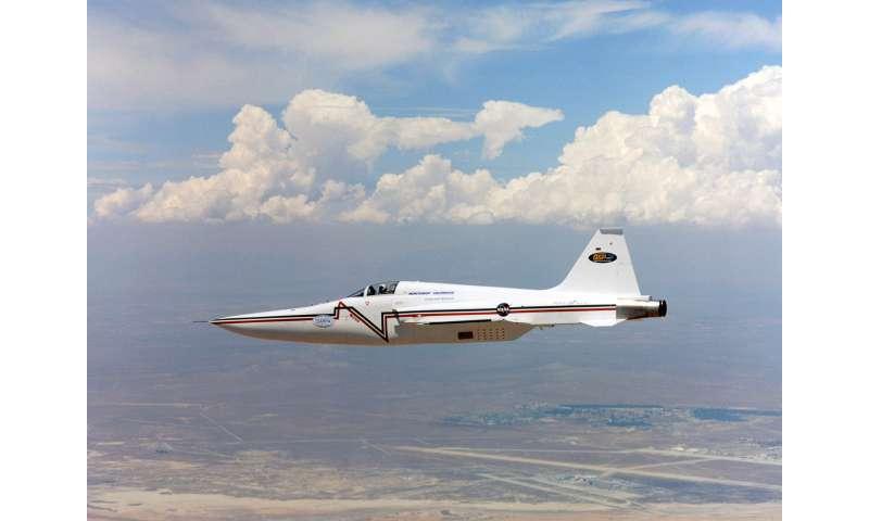 New NASA X-plane construction begins now