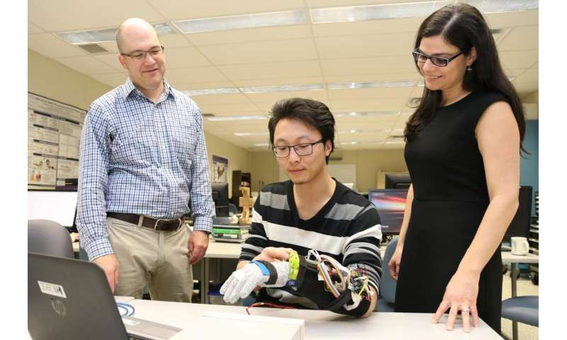 New wearable tech from Western may hold big benefits for people with Parkinson's