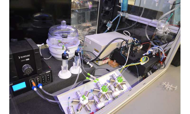 NYU researchers pioneer machine learning to speed chemical discoveries, reduce waste