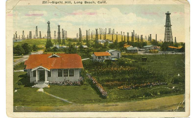 Oil extraction likely triggered mid-century earthquakes in L.A.
