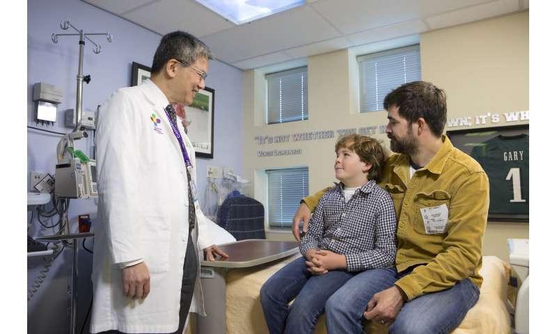 Old drug, new hope for pediatric brain cancer