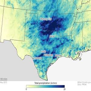 OU meteorologist expects severe drought and heavy rain events to worsen globally