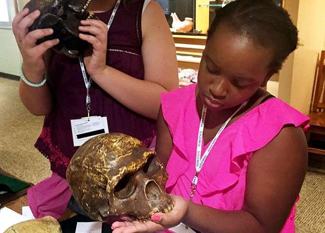Personalized curriculum captures students' imagination, interest