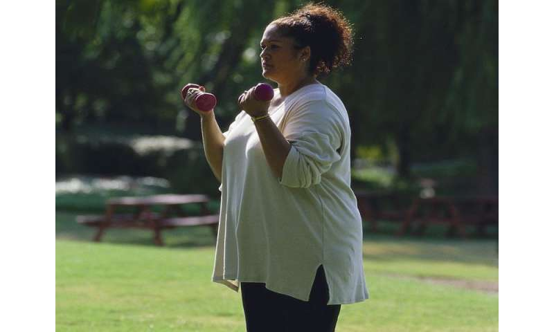 Physical activity linked to lower mortality risk in CHD