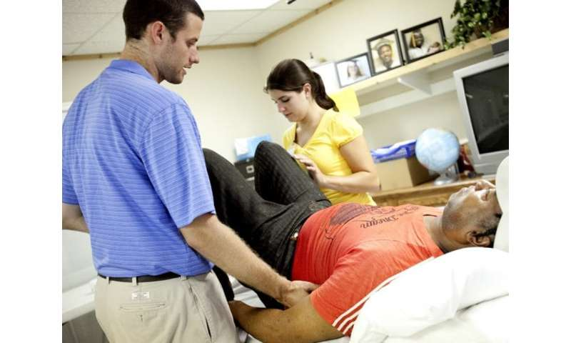 Physical therapy could lower need for opioids, but lack of money and time are hurdles