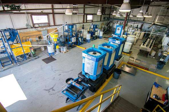 Pilot-scale plant to extract rare earth elements in heart of coal country