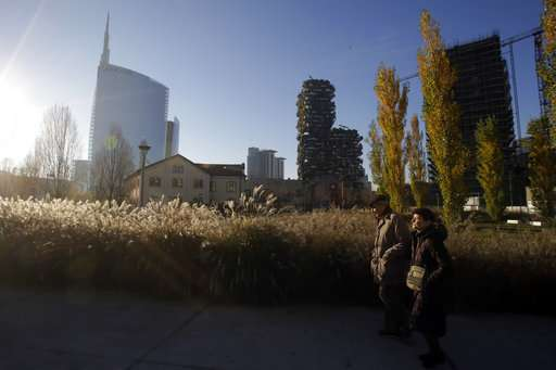 Plant a tree: Milan's ambitious plans to be cleaner, greener