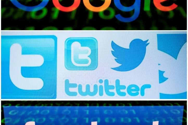 """President Donald Trump this week issued an unspecified warning to Google, Facebook and Twitter to """"be careful,"""" presum"""