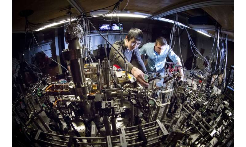 Quantum simulation reveals mobility edge in a low-dimensional disordered landscape