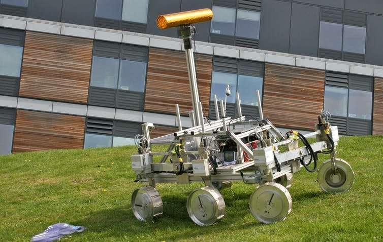 Rover could discover life on Mars – here's what it would take to proveit