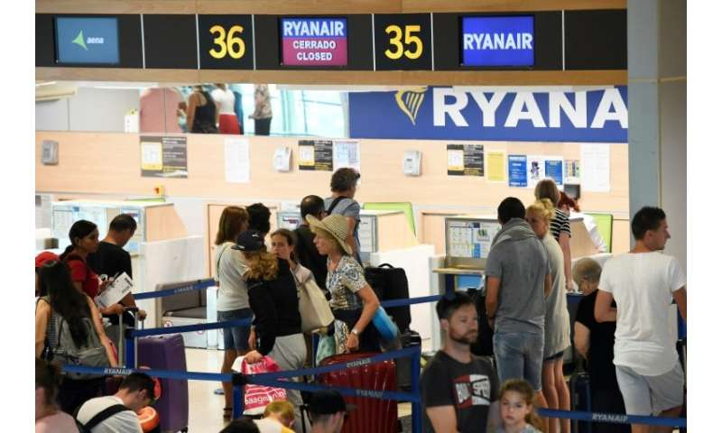 Ryanair has been grappling with staff unrest since it recognised trade unions for the first time in December 2017