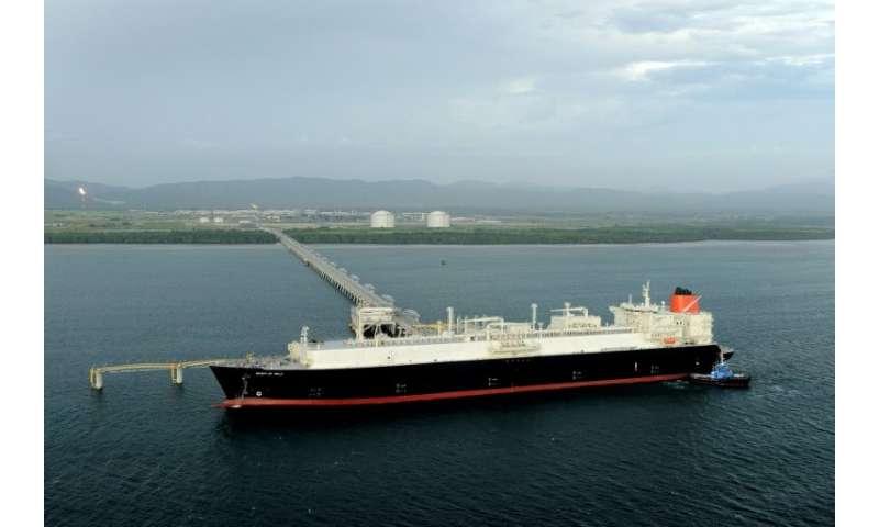 Santos' main assets include 13.5 percent of Exxon Mobil's massive liquefied natural gas venture in Papua New Guinea