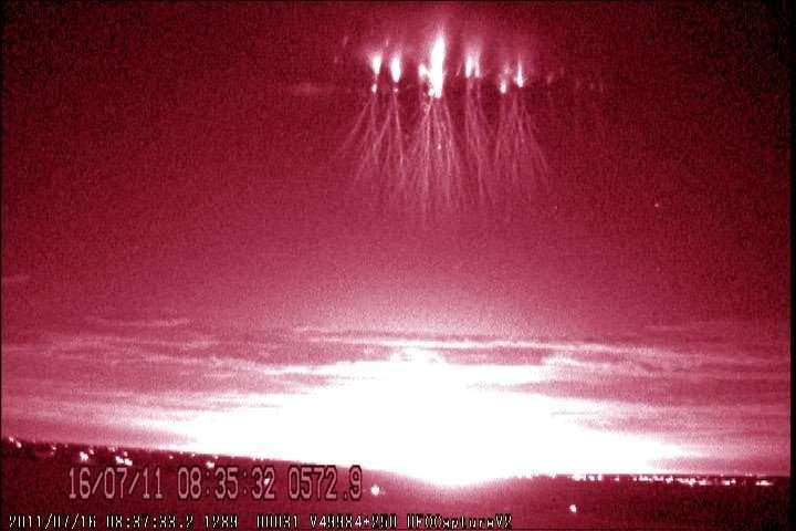 Scientists locate parent lightning strokes of sprites