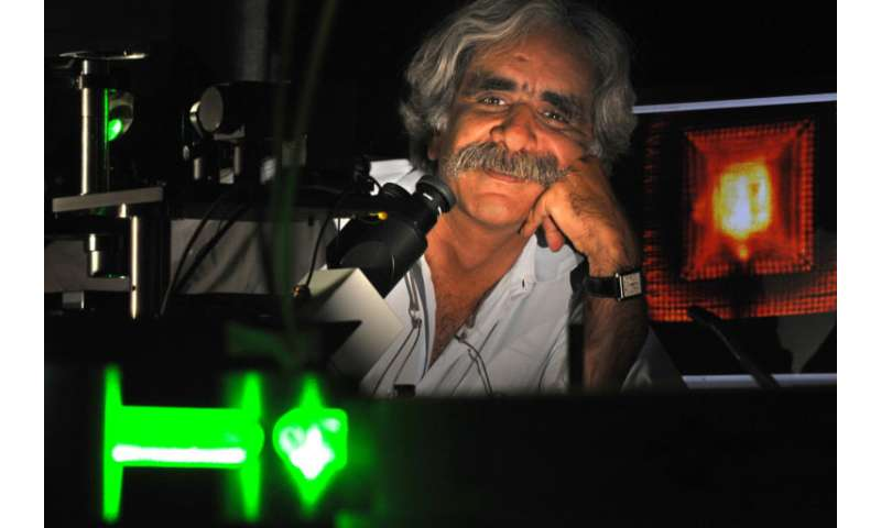 Scientists push microscopy to sub-molecular resolution