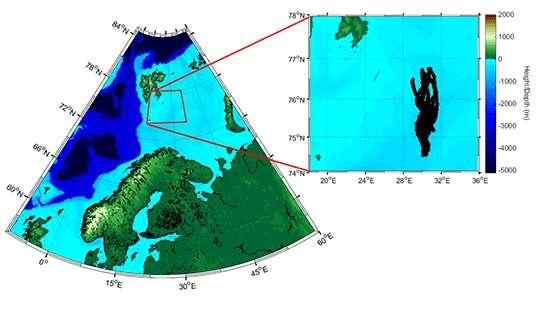 Sea robots show Arctic climate change