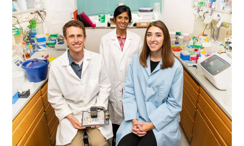 Simple test detects disease-carrying mosquitoes, presence of biopesticide