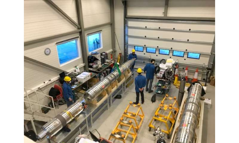 Sounding rocket mission will trace auroral winds