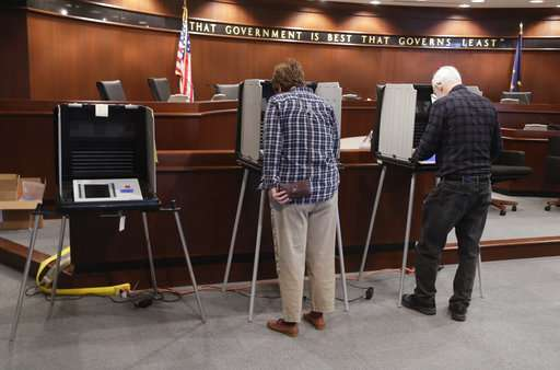 States await election security reviews as primaries heat up