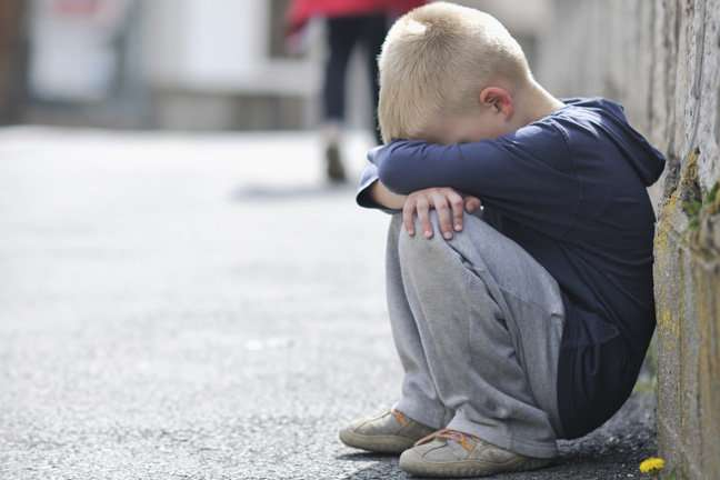 Study finds teens in homeless families more likely to attempt suicide