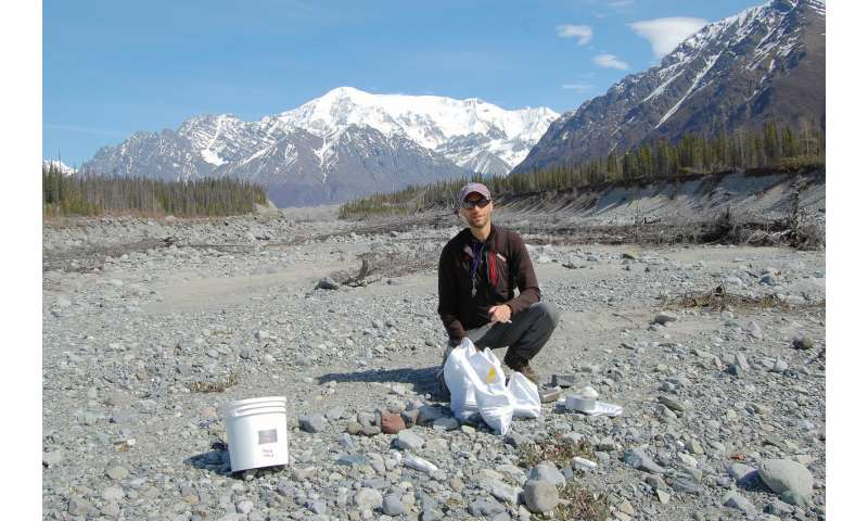 Study unearths new information on age, activity of Alaska's Wrangell volcanic belt