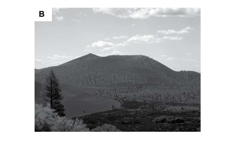 Sunset Crater, San Francisco Volcanic Field