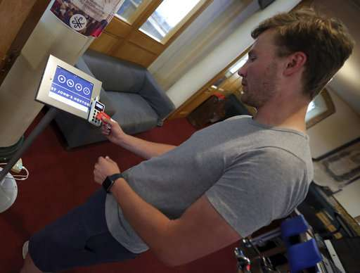Tap and pray: Churches using card readers for donations
