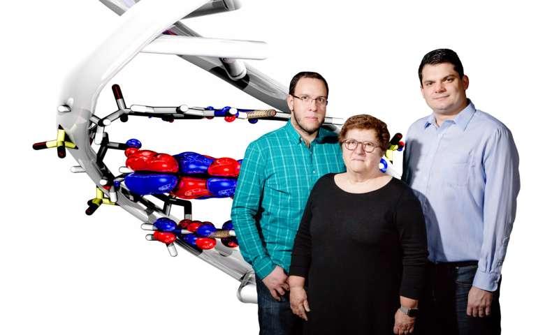 Team brings subatomic resolution to 'computational microscope'
