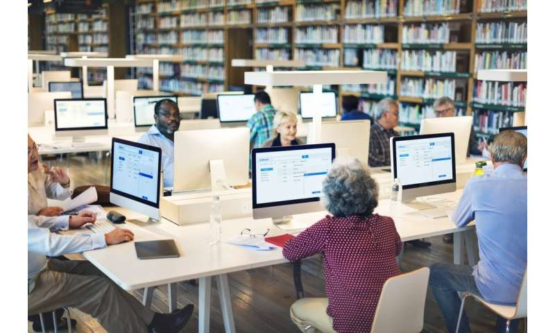 Technology hasn't killed public libraries – it's inspired them to transform and stay relevant