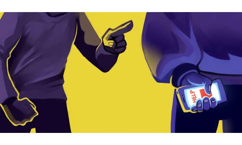 Technology is both a weapon and a shield for those experiencing domestic violence